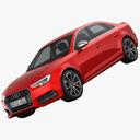 Audi S4 3D models