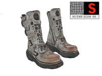 3d new rock shoes model
