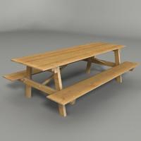 max picnic table