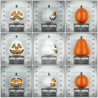 3ds max hallowen set