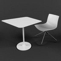ligne roset table chair max