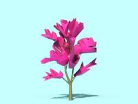 beautiful tree 3ds