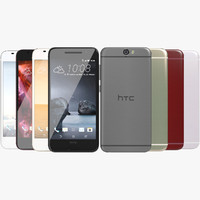 max realistic htc a9 colors