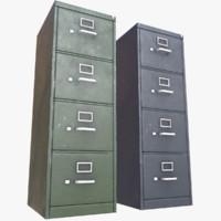 3ds max file cabinet
