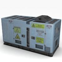 max generator power