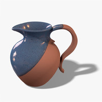 Pitcher 3D models