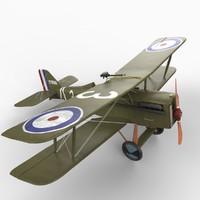 max royal aircraft se5a se5