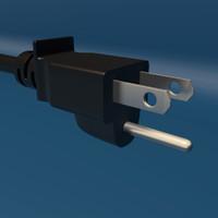 Power Cord Plug