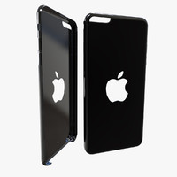 3d max iphone 6 case 2