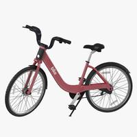 bike modeled realistic 3ds