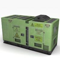 generator power max