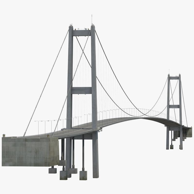 Bosphorus Bridge 3d model 00.jpg