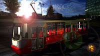 tram 105na 3d obj