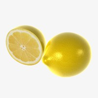 lemon obj