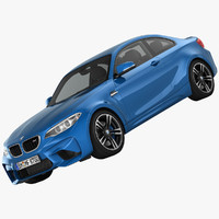 3ds bmw m2 car