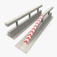 3d varioguard barrier model