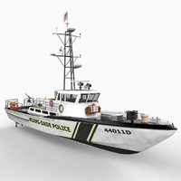 3d 3ds 85 patrol boat