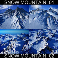 Snow Mountain Collection