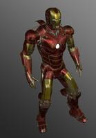 man iron 3d max