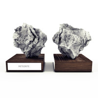 meteorite decor max