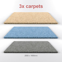 3ds max fur carpet