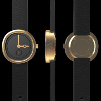 black clock 3d model