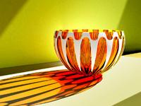 3ds max vase yellow