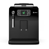 max black espresso coffee machine