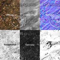 PBR Dirt D Texture Pack