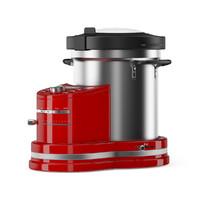 red food processor 3d max