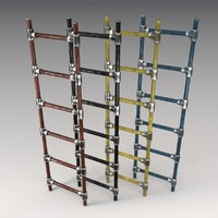 3ds max ready ladder