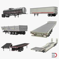 3d max trailers 3 semi