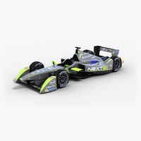 3ds nextev formulae team