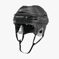 3d model hockey helmet bauer re-akt