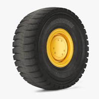 tire bridgestone vprs 3d model