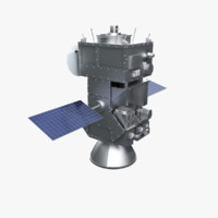 3d model exomars shuttle mars