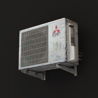 Mitsubishi Air Conditioner MSZ-FH25VE