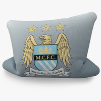 Pillow Manchester City FC