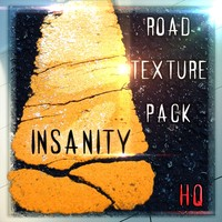 Road Textures INSANITY Pack