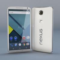 3d model nexus 6