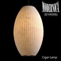 maya modernica cigar lamp