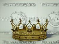 c4d crown
