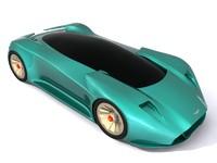 Aston Martin DP-100