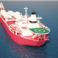 FPSO with Mooring Turret