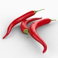 3d max realistic pepper