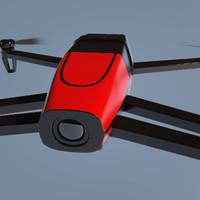 maya parrot bebop drone