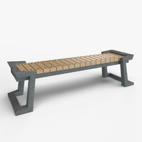 3ds max bench line 4
