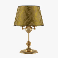 Table classic lamp