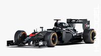 F1 Mclaren Honda MP4-30 Formula 2015