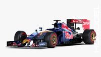 F1 Toro Rosso Renault STR10 Formula 2015